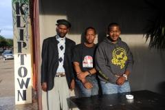 Three Kliptown Artists, 2012