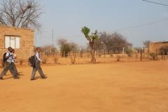 School Children, Mogalakwena, 2018