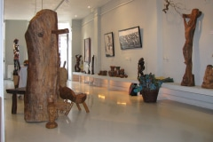 Venda Tsonga Art Tentoonstelling bij Galerie iZArte, Zutphen, 2010