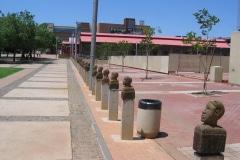 Johannesburg, inner city, near Africa Museum