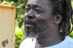 Avhashoni Mainganye, South African artist, painter, sculptor, photographer, Thohoyando, Limpopo, South Africa