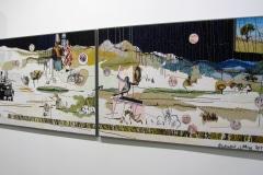 Liza Grobler, Cape Town Art Fair, Zuid-Afrika, 2018, iZArte Kunstreizen