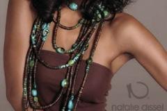 Nathalie Dissel, Makala, jewellery, iZArte