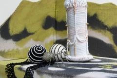 Mogalakwena Craft Art Centre, Fertility Figure, Limpopo, Zuid-Afrika