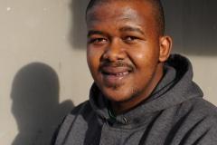 Rolihlahla Mhlanga, South African artist, Soweto