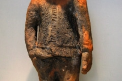 Pediman, clay sculpture, Noria Mabasa, Limpopo, Zuid-Afrika