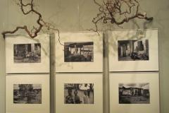 Foto's Bolo Blom, Kliptown, tentoonstelling bij Galerie iZArte, met Hanneke de Vries