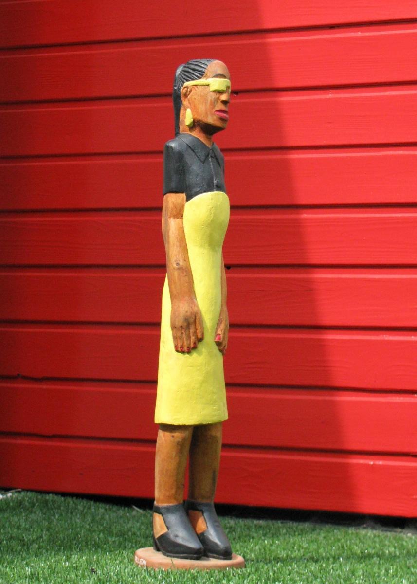 Modern-Maria-Collen-Maswanganyi-Coile-Wood-57x13x12cm